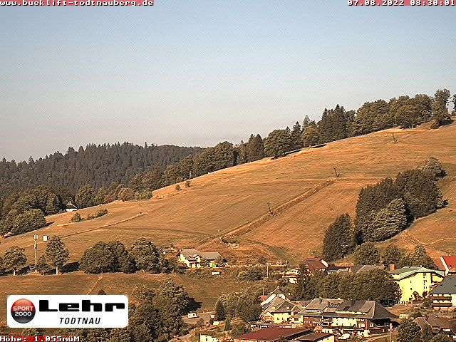 Webcam in Todtnauberg