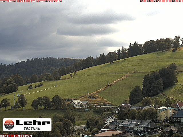 Webcam Skigebiet Todtnauberg cam 3 - Schwarzwald