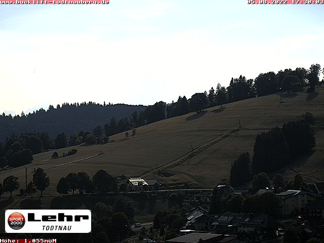 Webcam Ski Resort Todtnauberg cam 3 - Black Forest