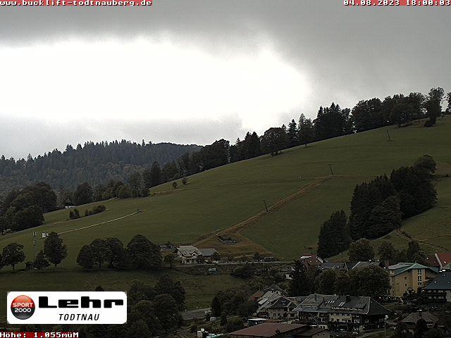 Webcam Skigebied Todtnauberg cam 3 - Zwarte Woud